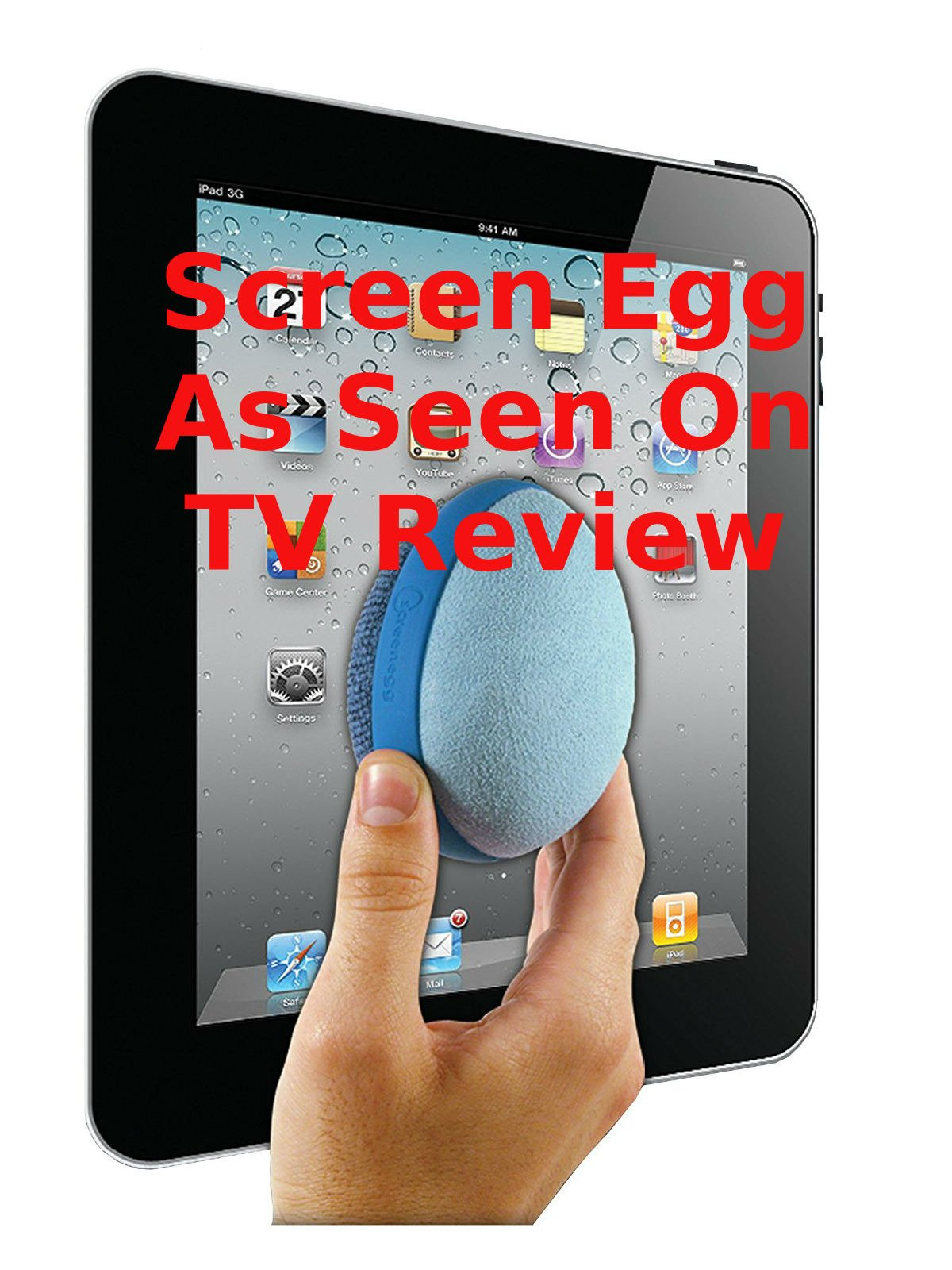Review: Screen Egg As Seen On TV Review on Amazon Prime Video UK