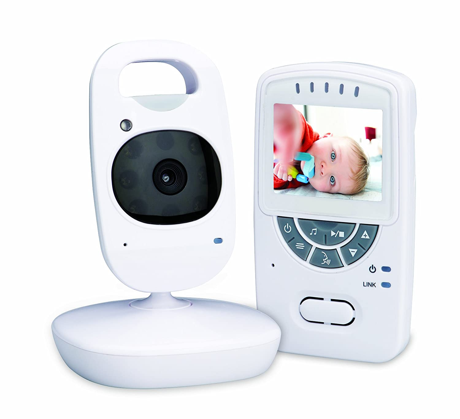 Lorex BB2411 2.4-Inch Sweet Peek Video Baby Monitor with IR Night Vision and Zoom ($79.00)