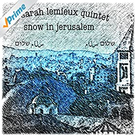 Snow in Jerusalem