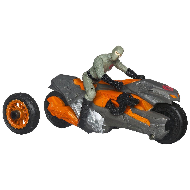 G.I. Joe Retaliation Cobra Wheel Blaster Bike Vehicle with Firefly Figure 9.5 cm Scale bestellen