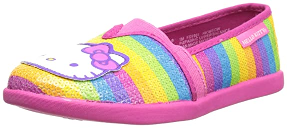 Hello Kitty Meow Slip-On Sneaker