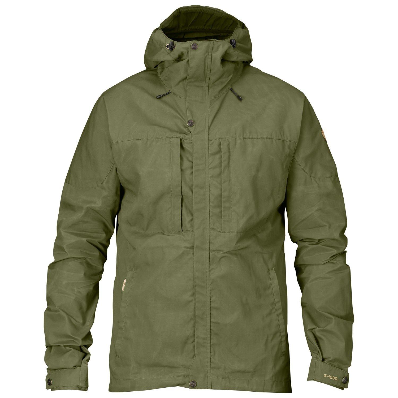 Fjällräven Skogsö Jacket, Size:XXL;Color:Green (620)