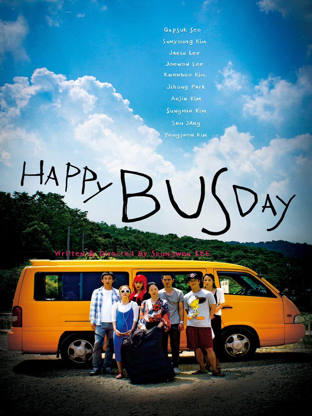 Happy Bus Day on Amazon Prime Video UK