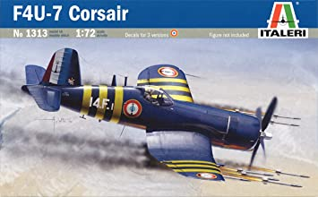 Italeri - I1313 - Maquette - Aviation - Corsair F4U-7 - Echelle 1:72
