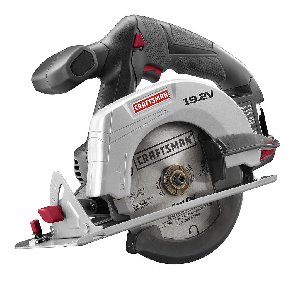 The best craftsman saws the top circular saw brand my home craftsman c3 192 volt 5 12 inch circular saw model ct2000 greentooth Choice Image