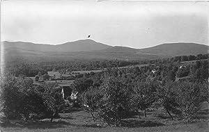 Phillips, Maine vintage postcard