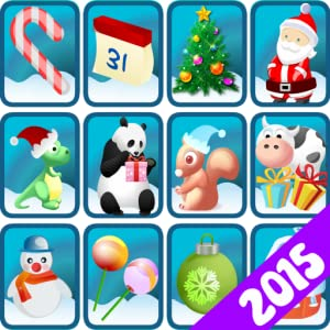 Mahjong Holiday Joy 2015 from F. Permadi