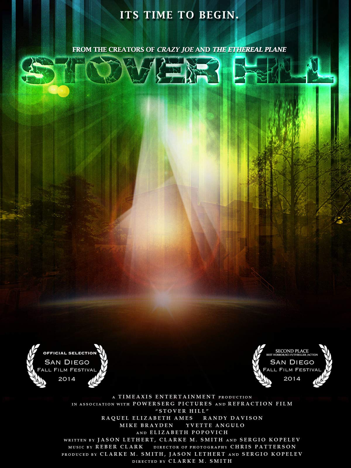 Stover Hill on Amazon Prime Instant Video UK