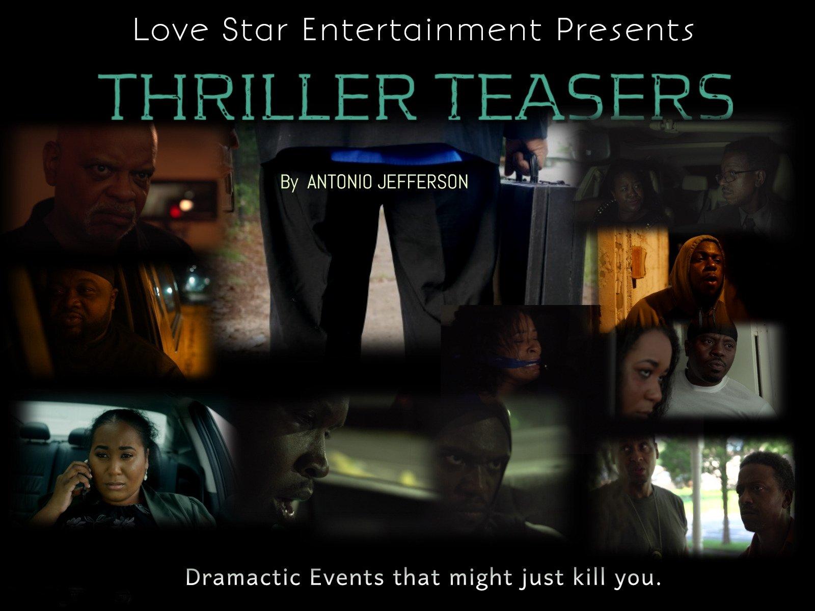 Thriller Teaser's