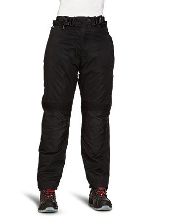 Roleff Racewear 455DM Pantalon Moto Textile/Taslan Roleff, Noir, DM