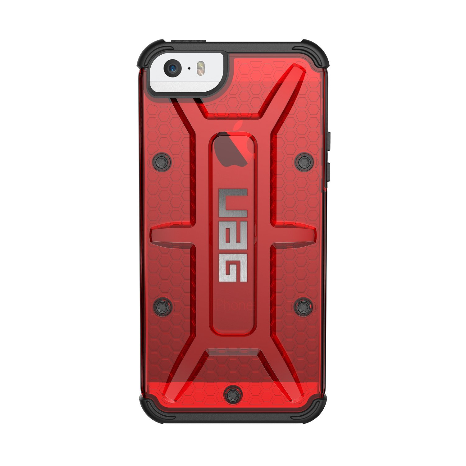 UAG iPhone SE Feather-light Composite Military Drop Tested Phone Case