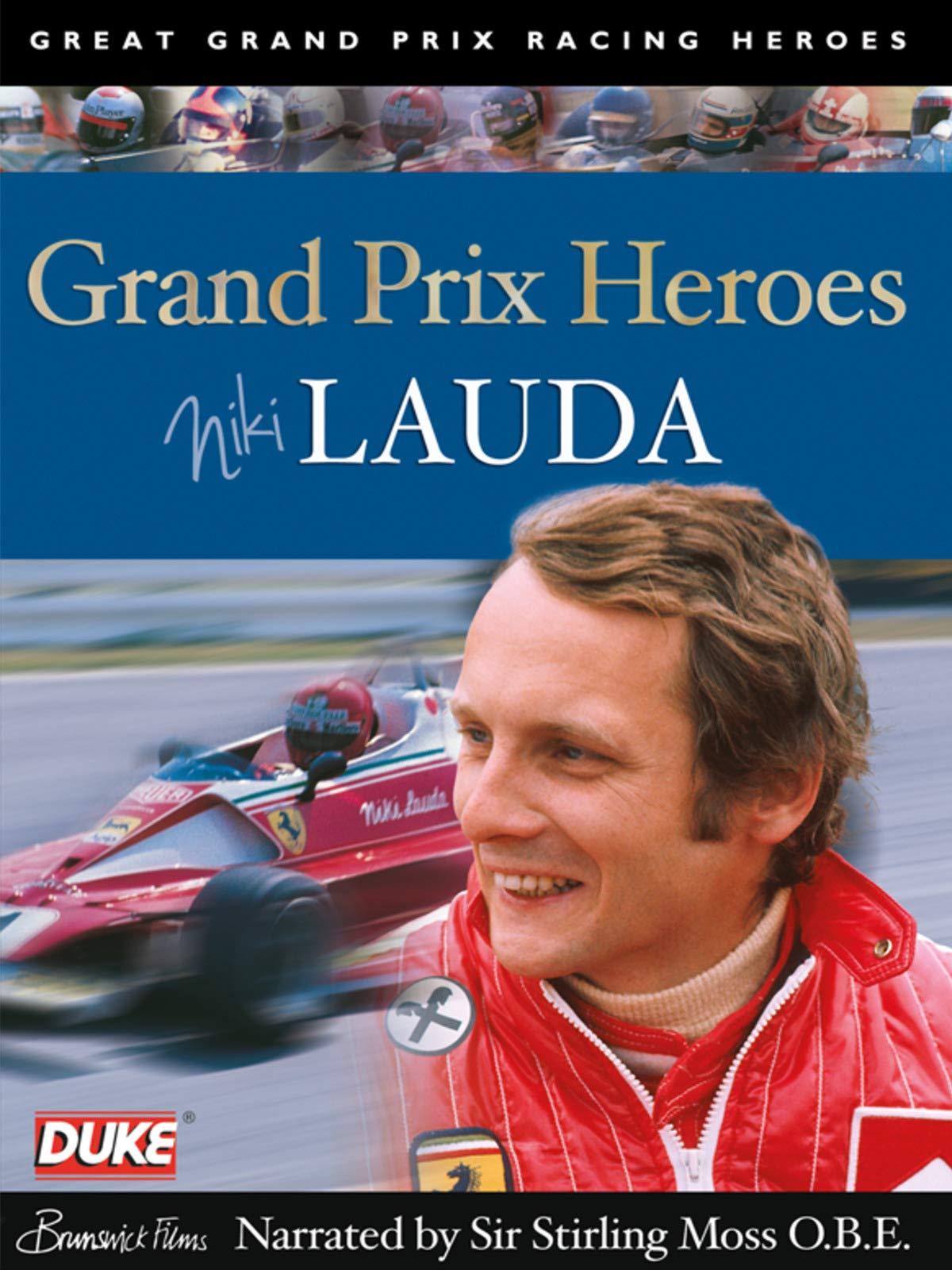 Niki Lauda Grand Prix Hero on Amazon Prime Video UK