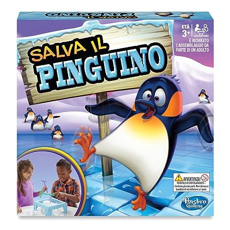 HASBRO Save The Penguin TV - Jeux Société