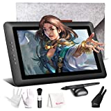 Drawing Monitor, XP-PEN Artist 15.6 inch Full HD IPS Graphics Display Tablet with 8192 Level Battery Free Pen Stylus for Digital Art Sketch, Paint, Design for Windows, Mac OS Computer with Carry Bag (Color: Monitor, Tamaño: Monitor)