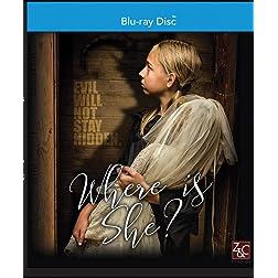 Where is She? [Blu-ray]