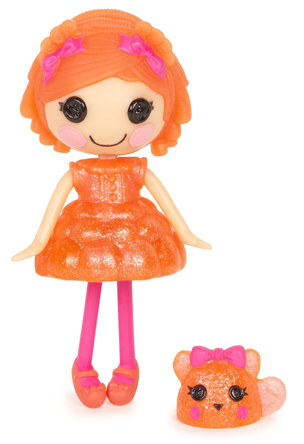 Small Toy Dolls : Lalaloopsy mini dolls series candy cute collection
