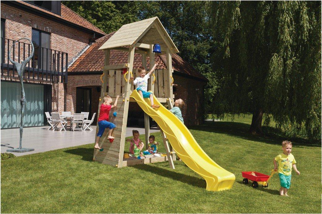 Spielturm Belvedere – Blue Rabbit 2.0 – Bausatz Rutsche 240cm/300cm Kletterturm günstig bestellen