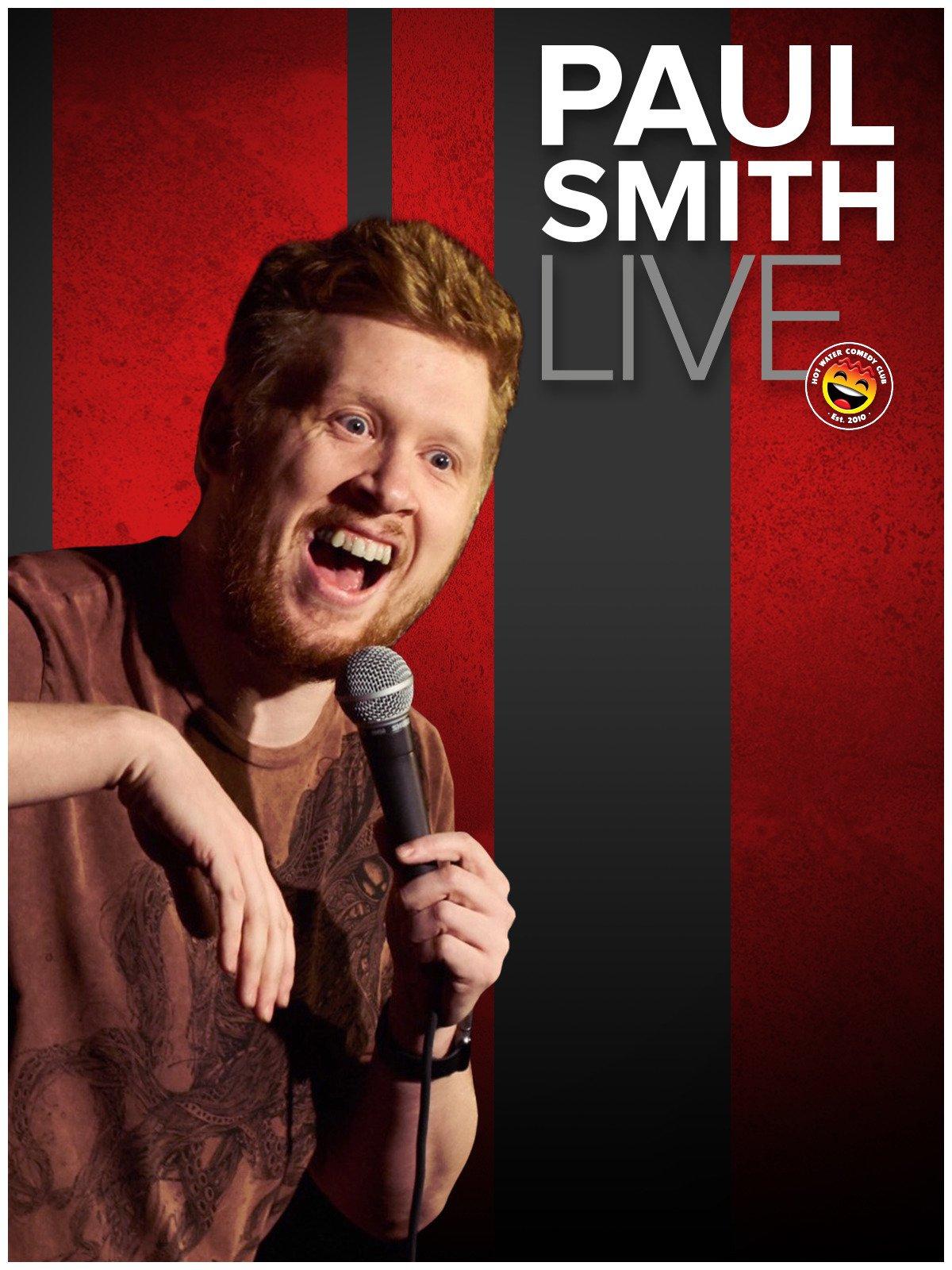 Paul Smith: Live