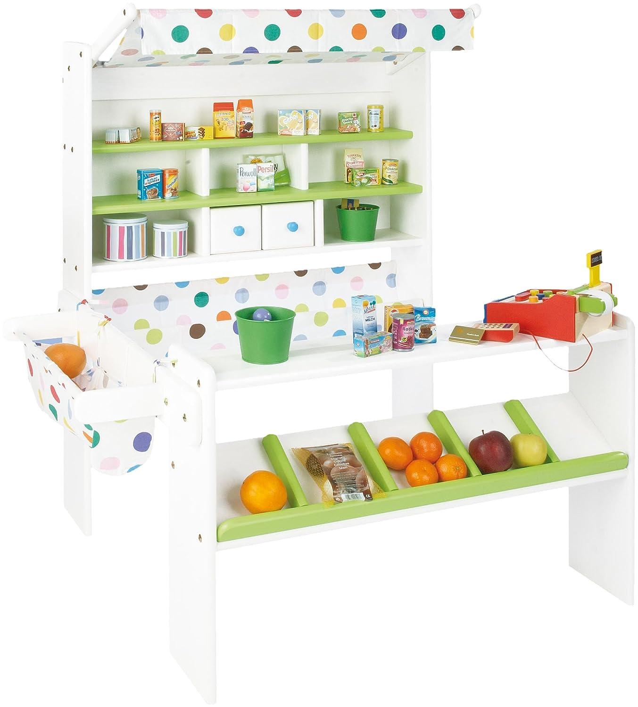 KinderkUche Holz Just Like Home ~ Kaufladen Holz  Mein Kinderkaufladen
