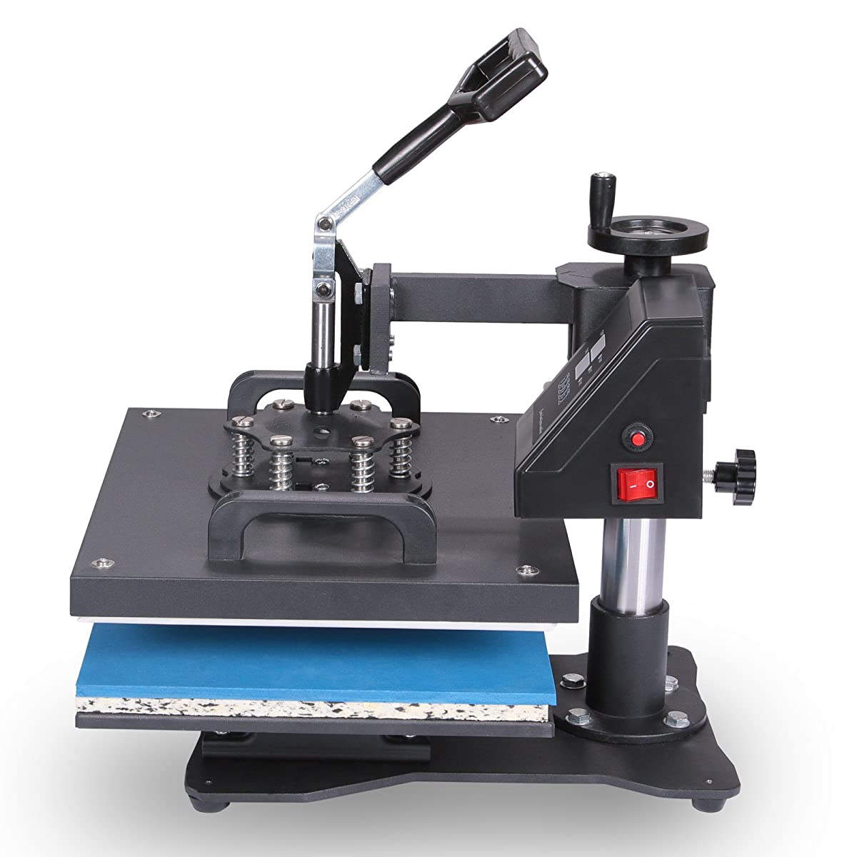 Mophorn Heat Press 8 In 1 Multifunction Sublimation Heat