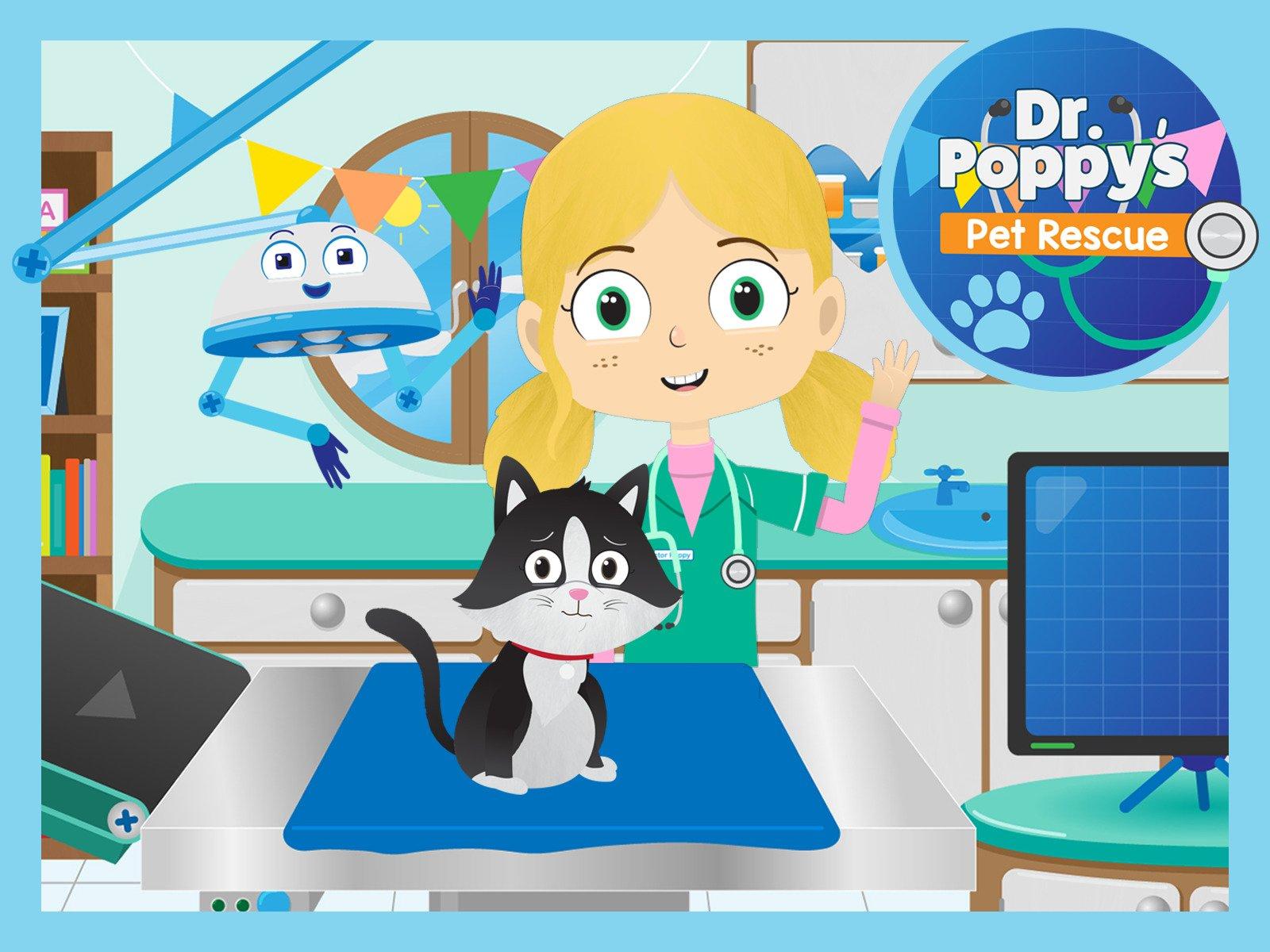 Dr Poppy's Pet Rescue on Amazon Prime Video UK