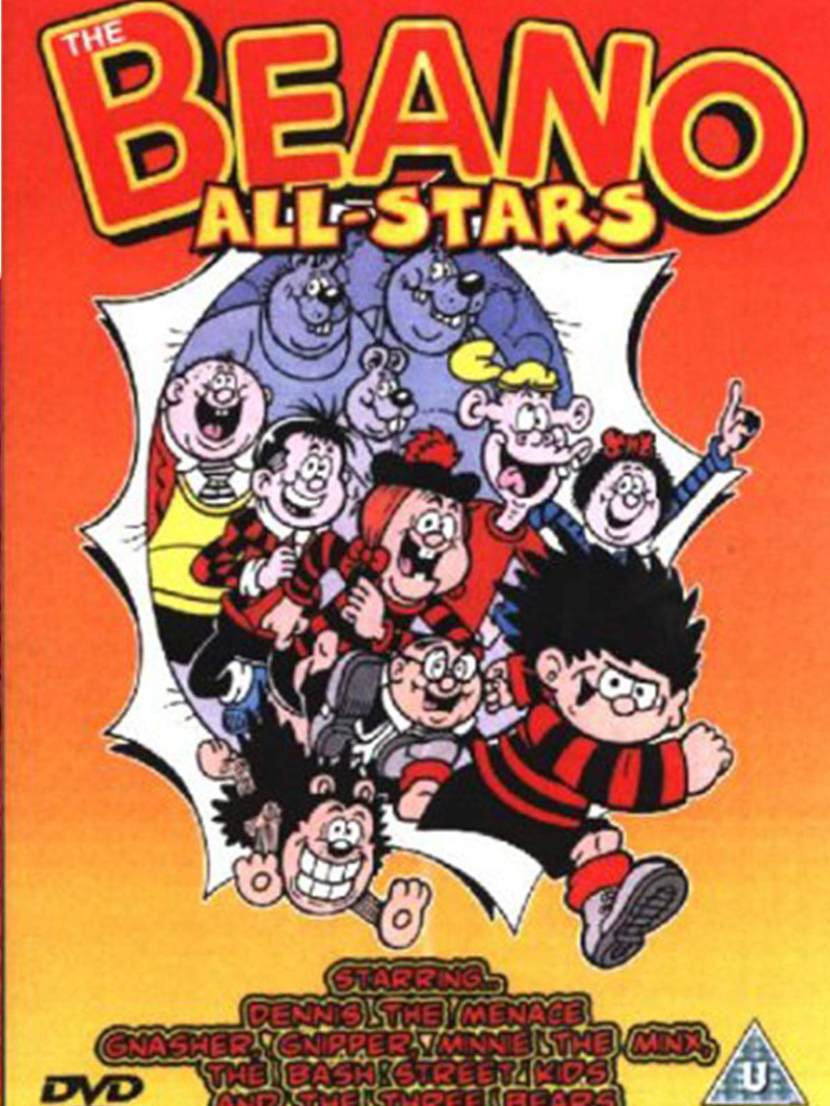 The Beano All-Stars on Amazon Prime Video UK