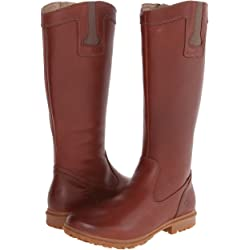 Bogs Pearl Tall Women's Leather Boot (Cinnamon)