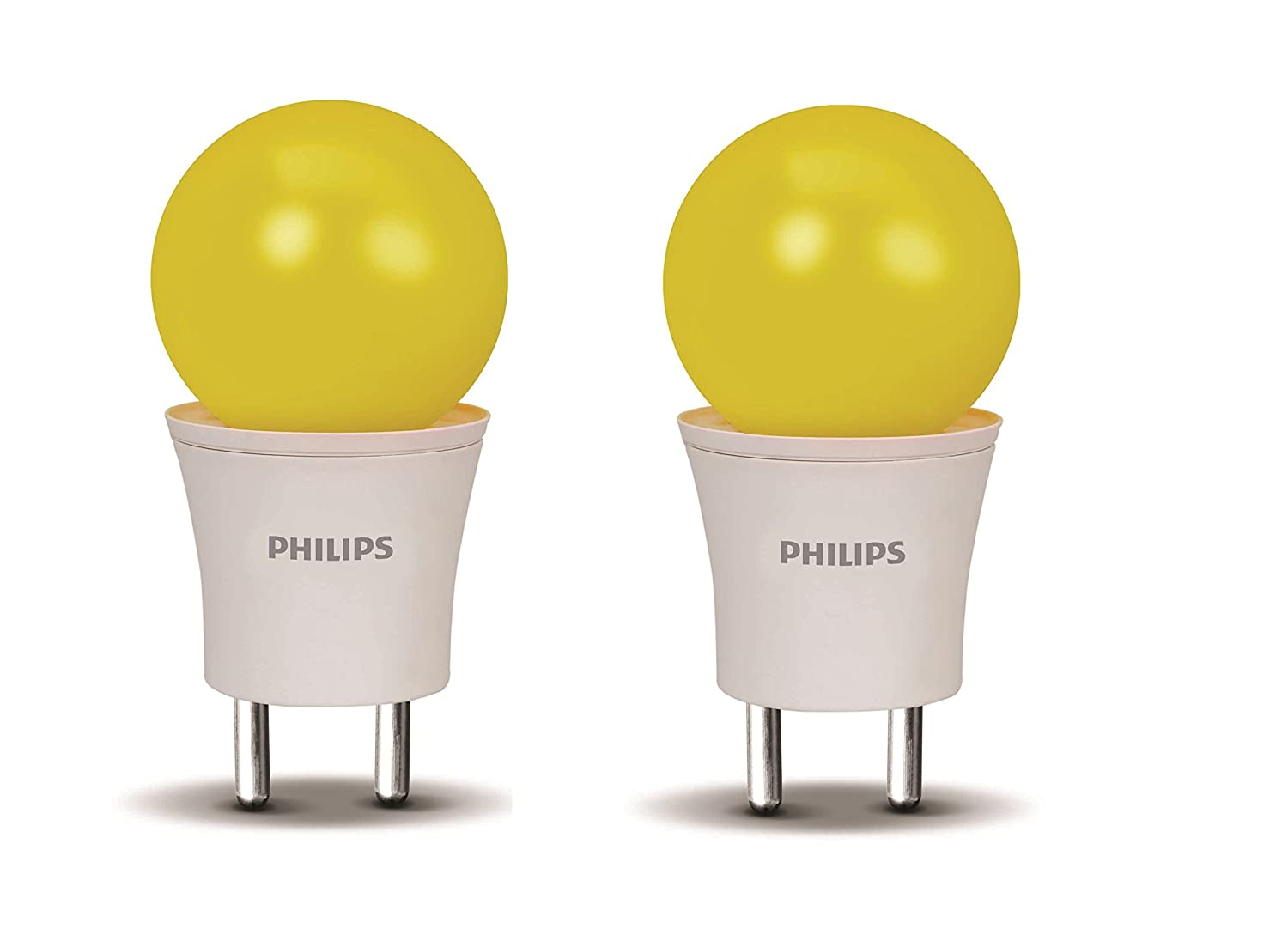 Wall night lamp online india - Philips Joy Vision Pearl Candy 0 5 Watt Led Bulb Red And Pack Of 2