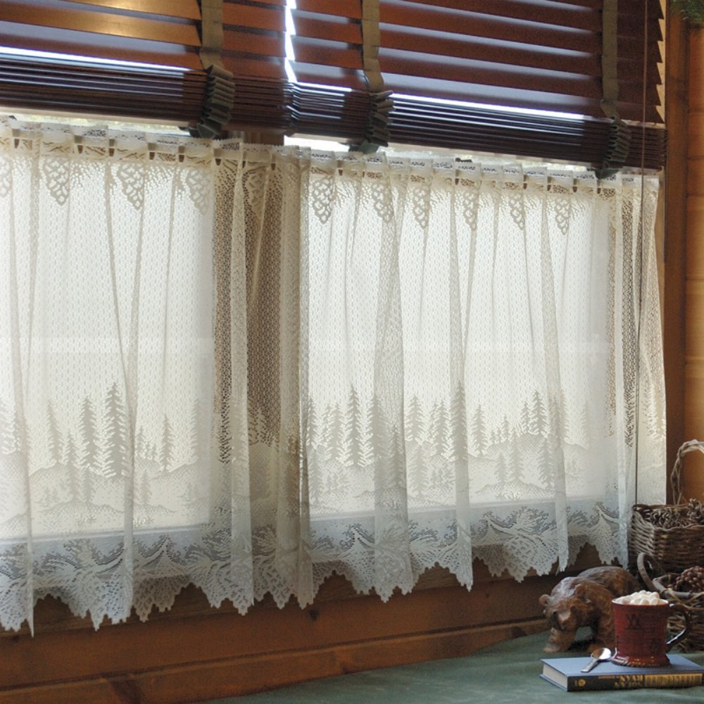 Sturbridge Tier Curtains Everything Log Homes