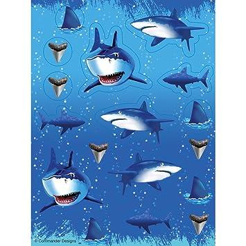 sticker haie amp sharks aufkleber bilder kinder. Black Bedroom Furniture Sets. Home Design Ideas