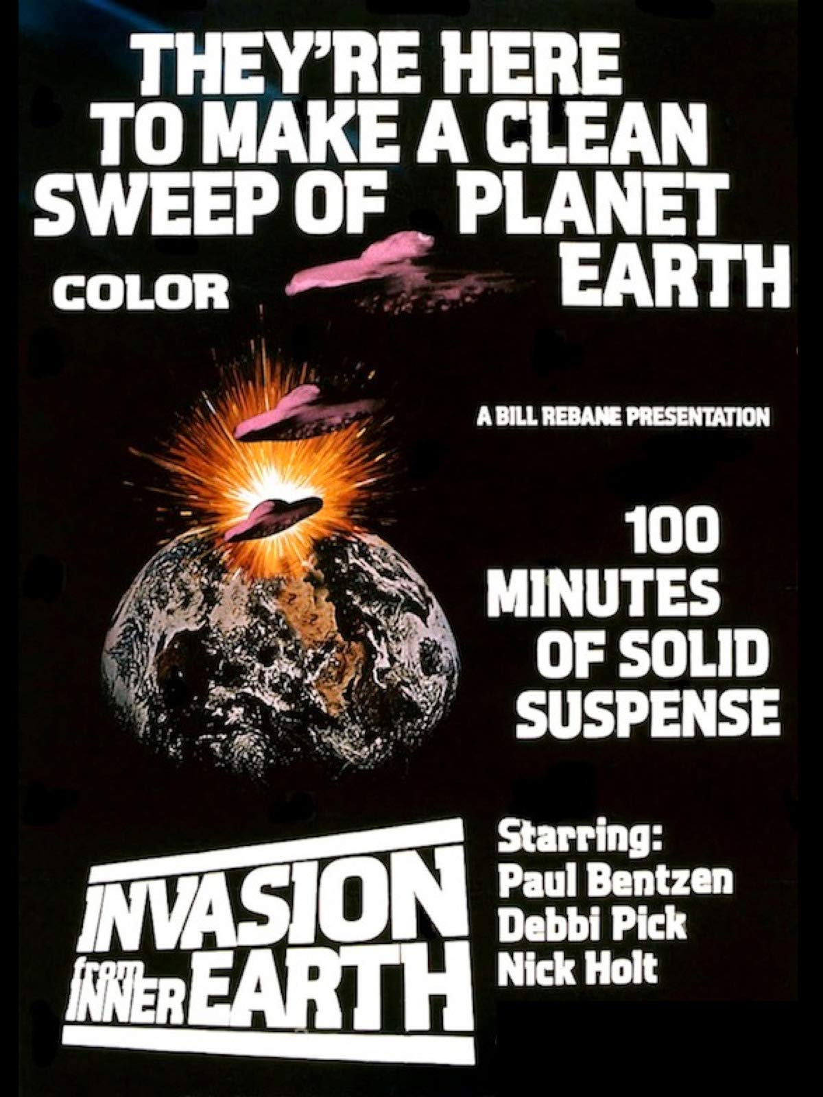 Invasion from Inner Earth on Amazon Prime Video UK