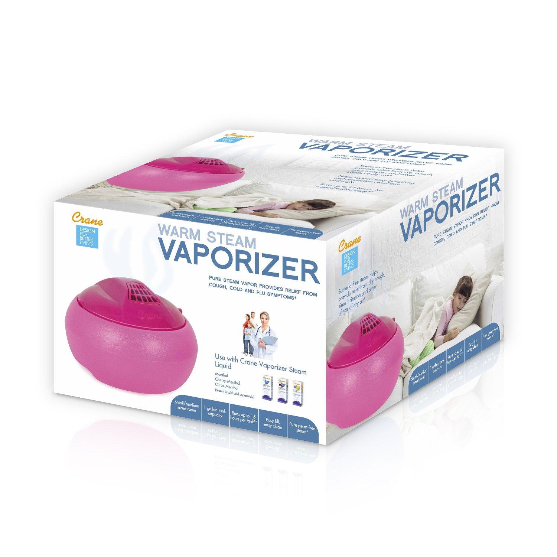 Small Room Vaporizer Of Crane Warm Steam Vaporizer Pink 1 Gallon New Free