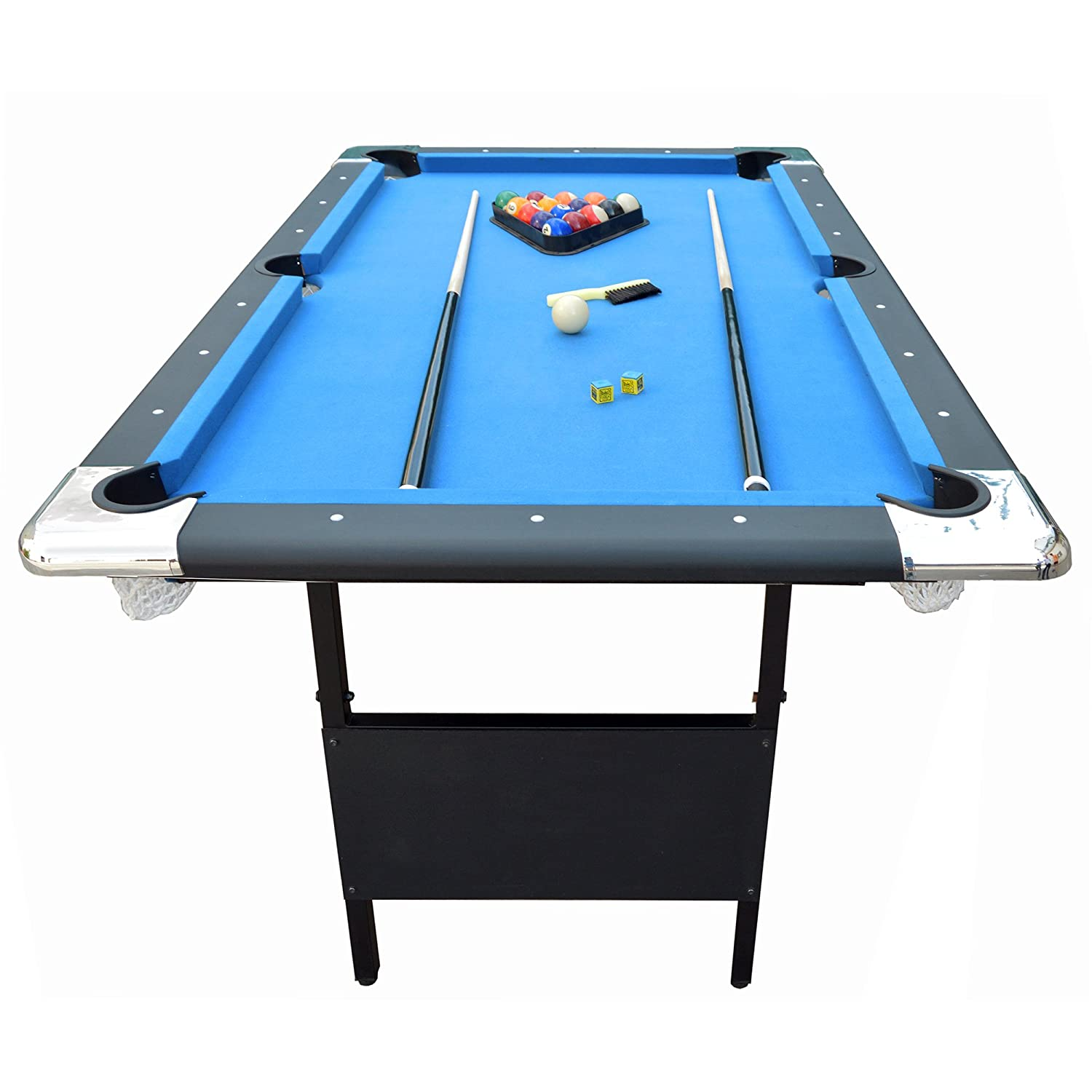 Hathaway Fairmont Foot Portable Pool Table Review - Pool table price amazon