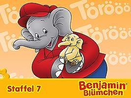 Benjamin Bl�mchen - Staffel 7