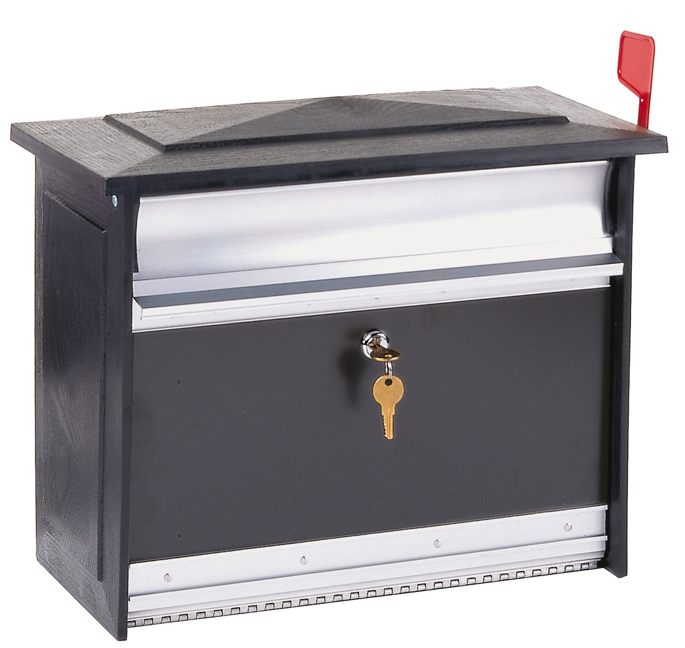 Mailboxes Gibraltar Msk00000 Large Lockable Security Wall