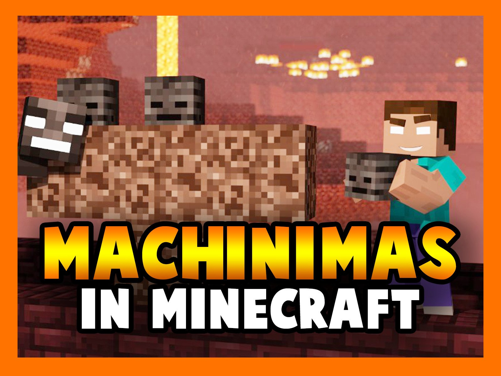 Clip: Machinimas in Minecraft - Season 1