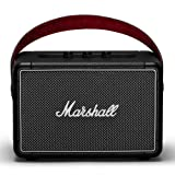 Marshall Kilburn II Portable Bluetooth Speaker, Black - New (Color: Black)