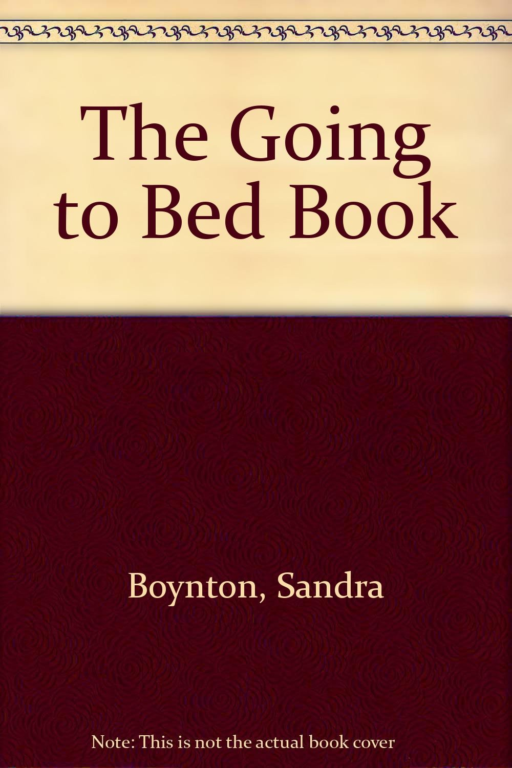The Going to Bed Book ISBN-13 9780416455205