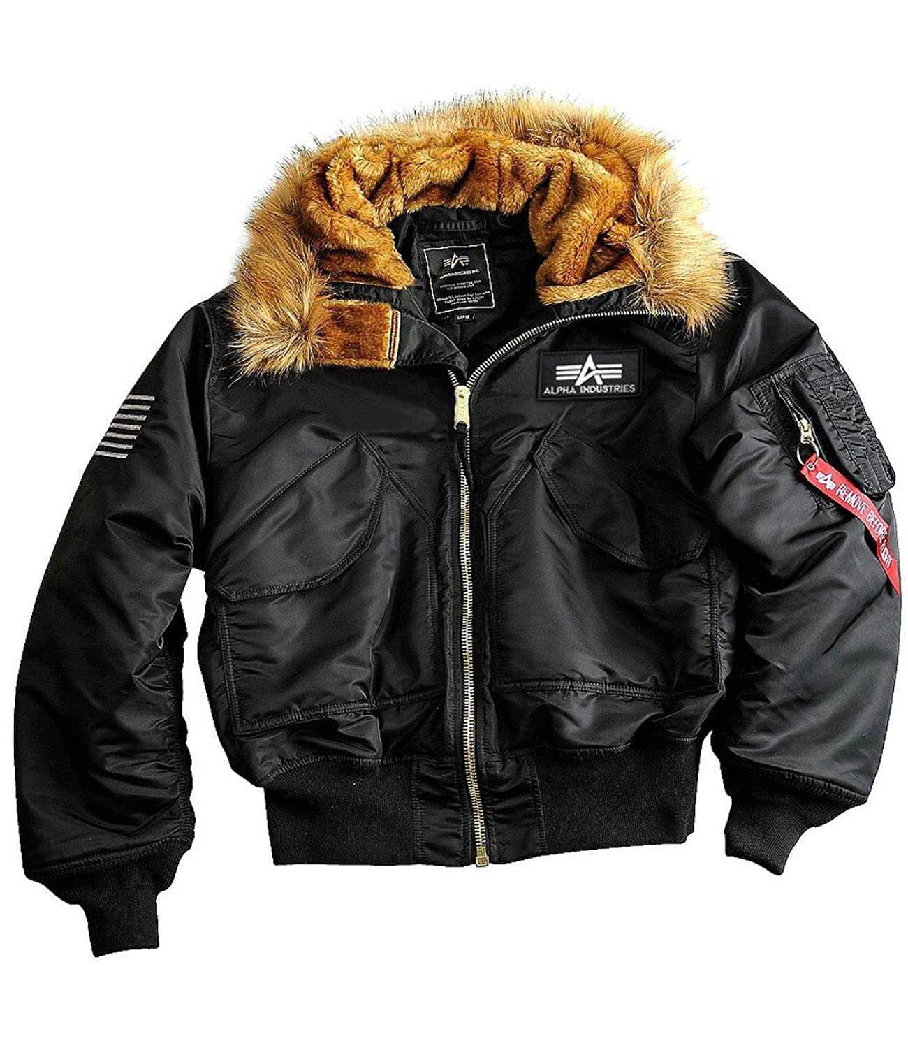Alpha Industries Herren winterjacken online kaufen
