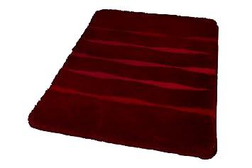 meusch 2375468360 tapis de de bain rouge cuisine maison z115. Black Bedroom Furniture Sets. Home Design Ideas