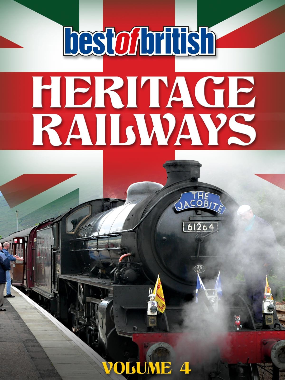 Best of British Heritage Railways Volume 4