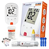 O'Well Tyson Blood Glucose Diabetes Testing Kit + 50 Refills | Includes: Meter, 50 Test Strips, 50 Lancets, Lancing Devices, Control Solution, Manuals, Logbook & Carry Case (Tamaño: STARTER KIT + 50 REFILLS)