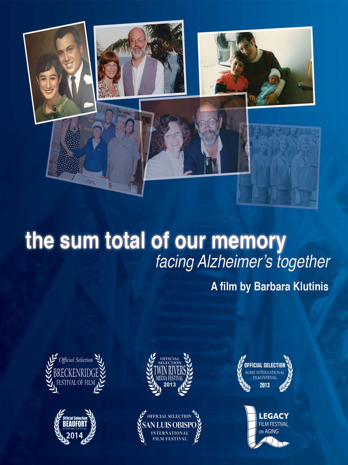 The Sum Total of Our Memory: Facing Alzheimer's Together on Amazon Prime Video UK