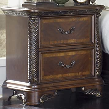 Highland Court 2 Drawer Night Stand