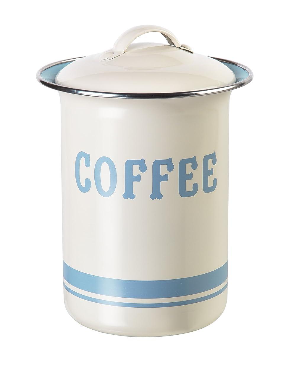 JAMIE OLIVER Vintage Inspired Coffee, Tea and Sugar Tin Set 4