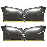 Team T-Force / Night Hawk 16GB (2 x 8GB) 288-Pin DDR4 SDRAM DDR4 3000 (PC4 24000) Memory Model THWD416G3000HC16CDC01