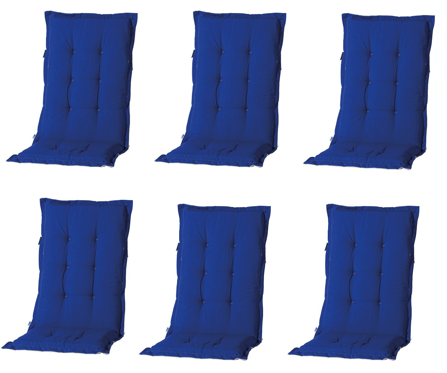 """6 x 8 cm Luxus Hochlehner """"B 250"""", uni blau online kaufen"""