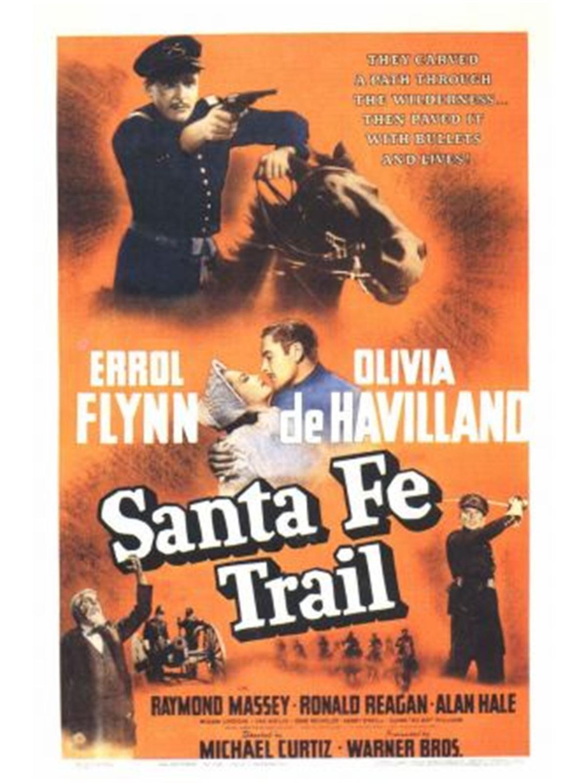 The Sante Fe Trail