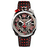 BMBERG Quartz Chronograph Mens Watch BOLT-68 BS45CHSP.011.3