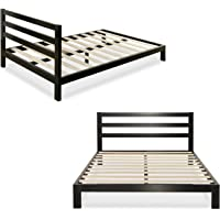 Zinus Modern Studio 10 Inch Platform 2000H Metal Bed (King)